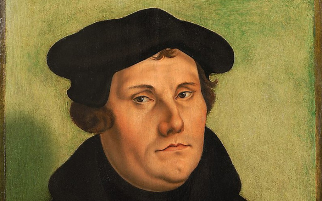 Ds. Frans Wiersma over Luther (1483-1546) :